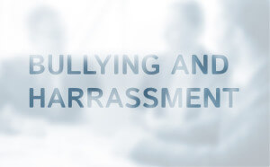 Harassment at work image