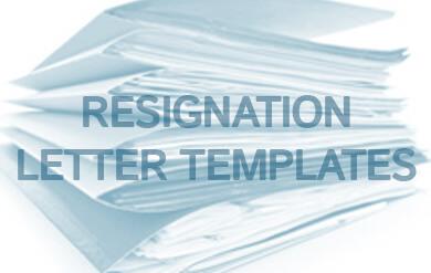 Resignation letter templates nationwide employment lawyers spiritdancerdesigns Gallery